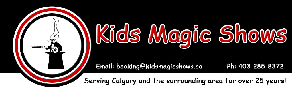Kids Magic Shows!
